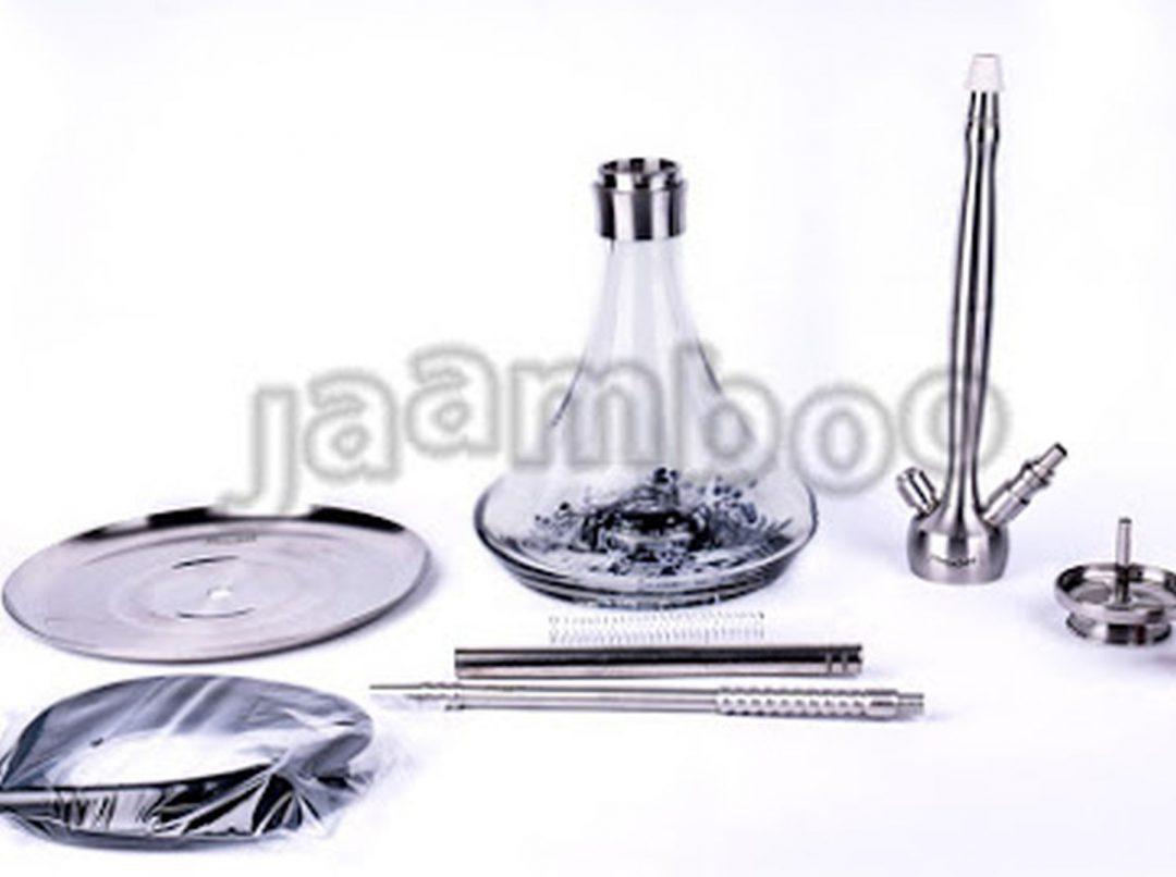 SHISHA JAAMBOO ST-05 (SCHWARZ) 2