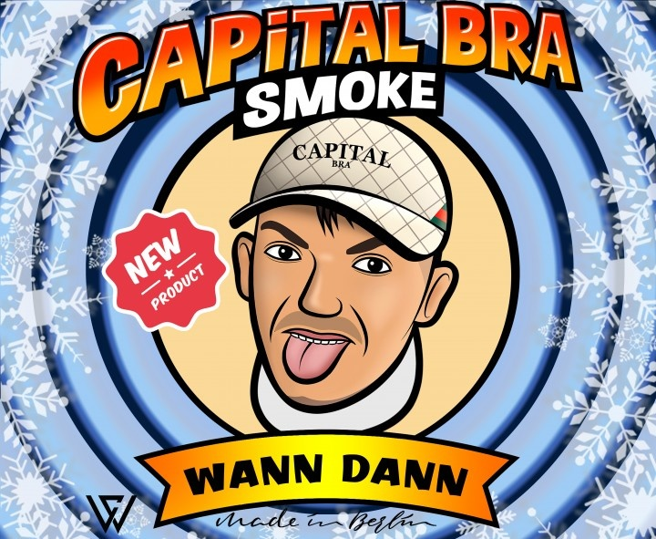 Capital Bra Smoke – Wann Dann 1Kg