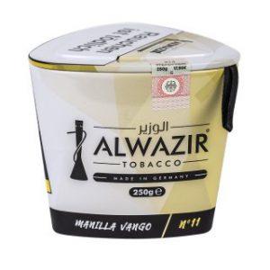 ALWAZIR 250g n°11 MANILLA VANGO