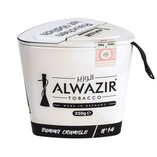 ALWAZIR 250g n°14 YUMMY CRUMBLE