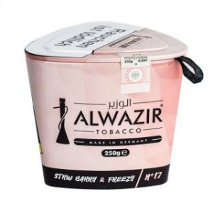 ALWAZIR 250g n°17 STRW BARRY & FREEZY
