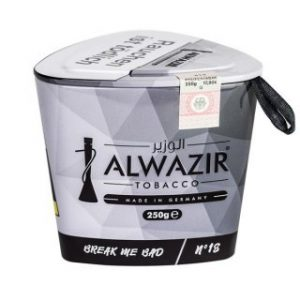ALWAZIR 250g n°18 BREAK ME BAD