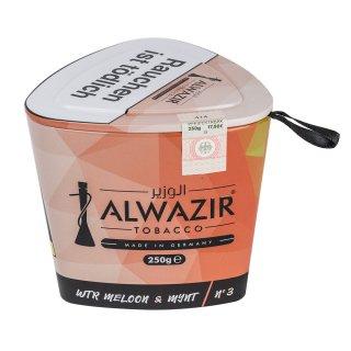 ALWAZIR 250g n°3 WTR MELOON & MYNT