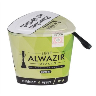 ALWAZIR 250g n°4 BUBIBLE & MYNT 1