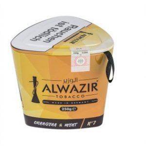 ALWAZIR 250g n°7 ORANGYNA & MYNT