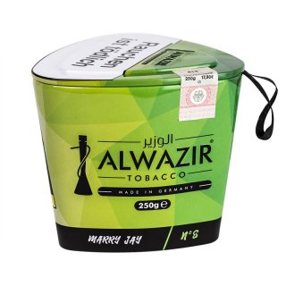 ALWAZIR Tabak 250g no 8 MARRY JAY