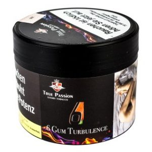 True Passion 200g 6 Gum Turbulence