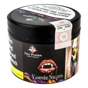 True Passion 200g VAMPIRE NIGHTS Tabak
