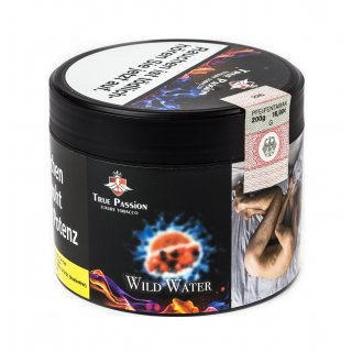 True Passion 200g WILD WATER Tabak