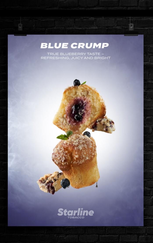 BLUE CRUMP 1
