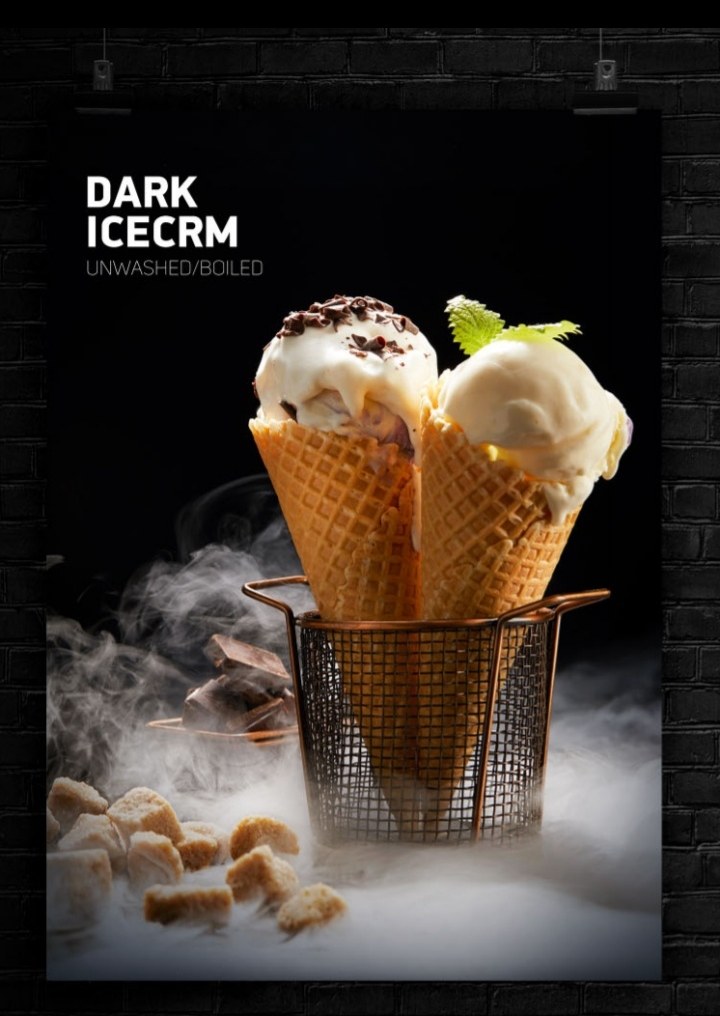 DARKSIDE ICECRM tabak