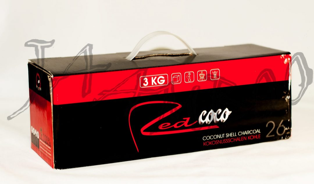 Red Coco -3 кg Kohle 1