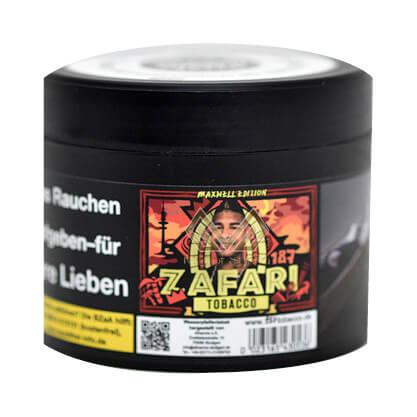 187 Tobacco - Zafari 200g
