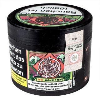 187 Tobacco 200g #038 Water M.& Mind 1