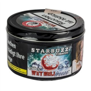 STARBUZZ 200g Exotic WET MELI freeze 1