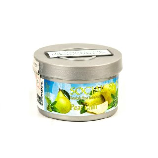 Social Smoke 250g Pear Chill 1