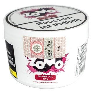 ZoMo Tobacco 200g SPLASH JOY 1