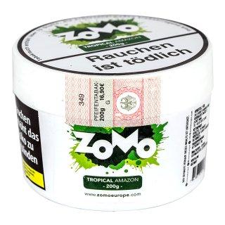 ZoMo Tobacco 200g TROPICAL AMAZON 1