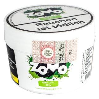 ZoMo Tobacco 200g GRP MNT 1