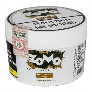 ZoMo Tobacco 200g DRY SAHARA 1
