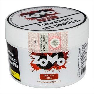 ZoMo Tobacco 200g TWO APP 1