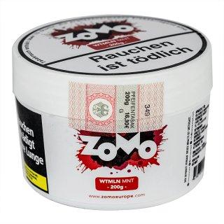 ZoMo Tobacco 200g WTMLN MNT 1