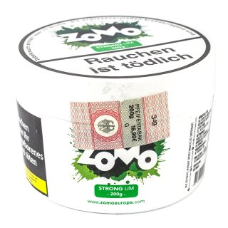 ZoMo Tobacco 200g STRONG LIM 1