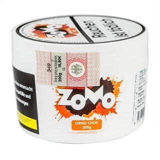 ZoMo Tobacco 200g ORNG CHOC 1