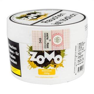 ZoMo Tobacco 200g MACUJA 1