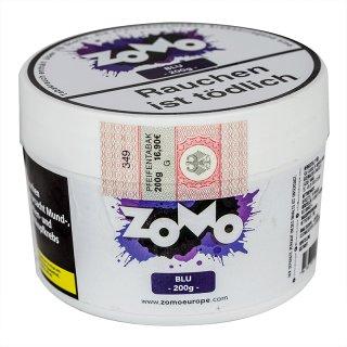 ZoMo Tobacco 200g BLU 1