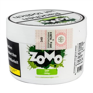 ZoMo Tobacco 200g GRP 1