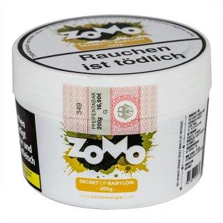 ZoMo Tobacco 200g SECRET OF BABYLON 1