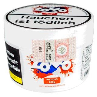 ZoMo Tobacco 200g PISTCHO 1