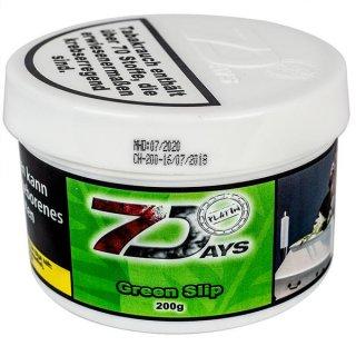 7 DAYS PLATIN 200g Green Slip 1