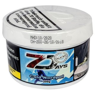 7 DAYS PLATIN 200g Cold Lim 1