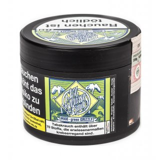 187 Tobacco 200g #008 Green Grizzly 1