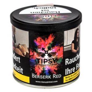TIPSY Tobacco 200g BERSERK RED tabak