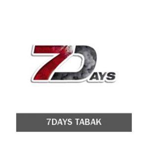 7 Days Tabak