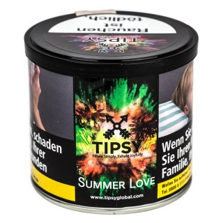 TIPSY Tobacco 200g SUMMER LOVE tabak