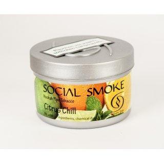 Social Smoke 250g Citrus chill 1