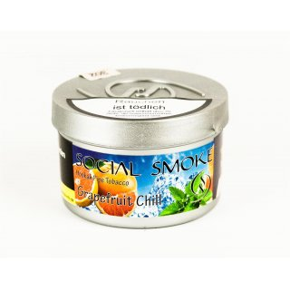 Social Smoke 250g Grapefruit Chill 1
