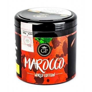 Golden Pipe World Edition 200g MAROCCO tabak
