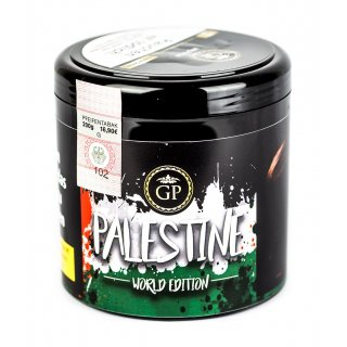 Golden Pipe World Edition 200g PALESTINE (Nicht Lieferbar) 1