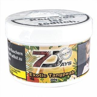 7 DAYS PLATIN 200g Exotic Tangpeah 1