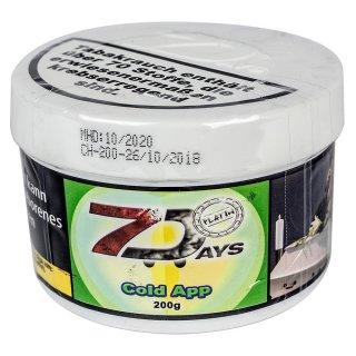 7 DAYS PLATIN 200g Cold App 1