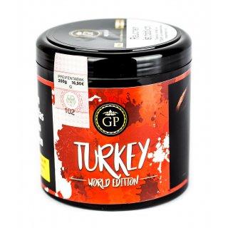 Golden Pipe World Edition 200g TURKEY tabak