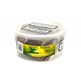 Social Smoke 1Kg Lemon Chill 1