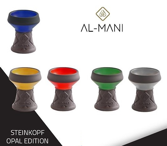 Al-Mani Steinkopf - Opal Edition