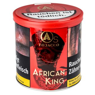 O's Tobacco Red 200g AFRICAN KING