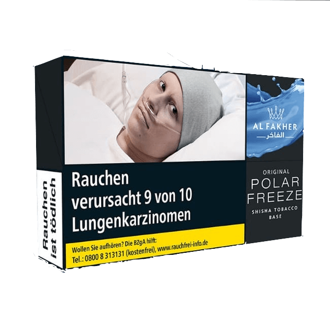 Al Fakher Base Polar Freeze